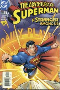Adventures of Superman (1987 series) #592, NM + (Stock photo)