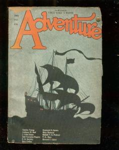 ADVENTURE PULP-6/20/23-JOEL TOWNSLEY ROGERS-CC ILLERS-good condition G
