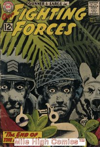 OUR FIGHTING FORCES (1954 Series) #71 Good Comics Book