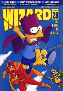 Wizard: The Comics Magazine #28 FN; Wizard | save on shipping - details inside