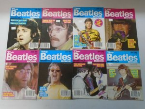 The Beatles Book Monthly magazine lot 21 different issues (1995-96)
