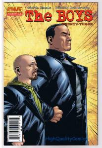 THE BOYS #23, NM+, Garth Ennis, Darick Robertson, 2006, more in store