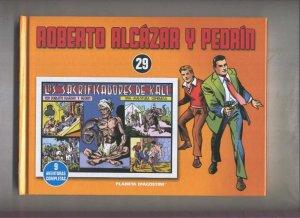 Roberto Alcazar y Pedrin volumen 29: Los sacrificadores de Kali