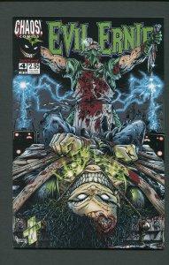 Evil Ernie Destroyer #4  / 9.6 NM+  January 1998