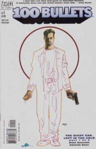 100 Bullets (1999 series) #9, NM- (Stock photo)