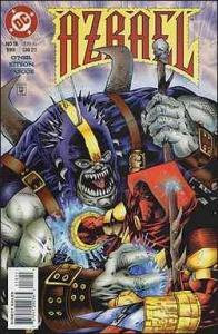 DC AZRAEL (1995 Series) #18 NM-