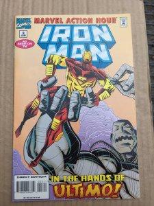 Marvel Action Hour: Iron Man #3 (1995)