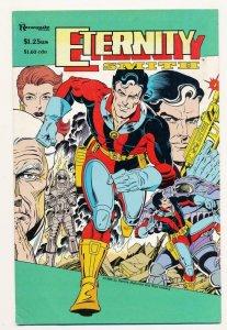 ETERNITY SMITH #1, VF, Rick Hoberg. Renegade, 1986, more in store