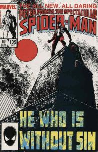 Spectacular Spider-Man, The #109 VF/NM; Marvel   save on shipping - details insi