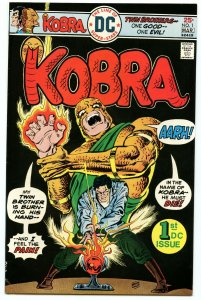 Kobra 1 Mar 1976 VF+ (9.5)