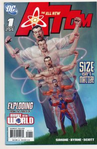 All New Atom (2006) #1 NM