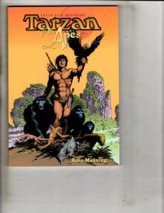 Tarzan Of The Apes Dark Horse Comics Russ Manning Mini Comic Book TPB TD6