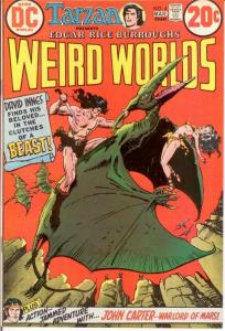 WEIRD WORLDS 4 VF-NM March 1973 Kaluta, Anderson, Wrig