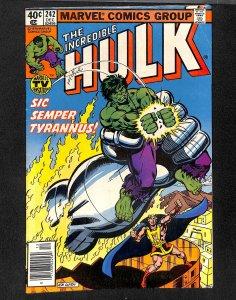 The Incredible Hulk #242 (1979)
