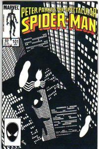 Spider-Man, Peter Parker Spectacular #101 (Apr-85) NM/NM- High-Grade Spider-Man