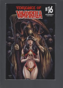 Vengeance Of Vampirella # 16 Bonus Cover