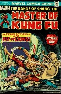 Master of Kung Fu #30 - FINE