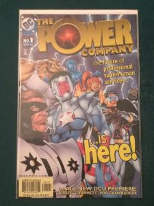 The Power Company #1 the future of professional superhuman services is here!