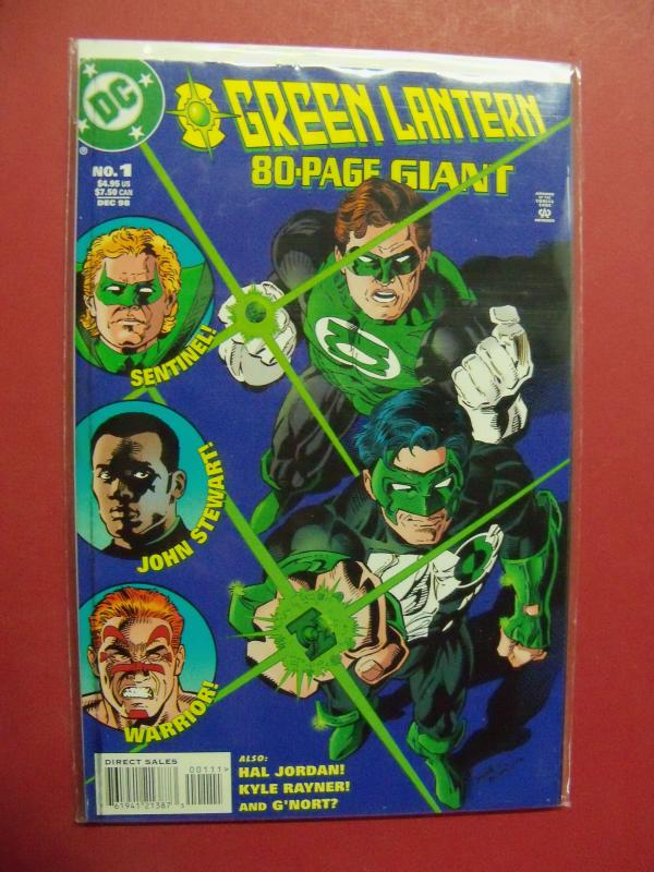 GREEN LANTERN 80 PAGE GIANT #1 HIGH GRADE ( 9.4) OR BETTER