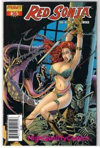 RED SONJA #16, NM-, Jim Balent cover, Robert Howard, 2005, Mel Rubi, She Devil