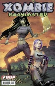 Xombie: Reanimated #2A VF/NM; Devil's Due | save on shipping - details inside