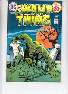 Swamp Thing #13 (Dec-74) VF/NM+ High-Grade Swamp Thing