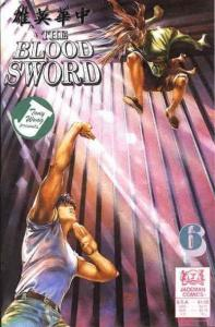 Blood Sword, The #6 FN; Jademan | save on shipping - details inside