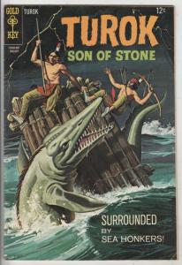 Turok Son of Stone #60 (Jan-68) FN/VF Mid-High-Grade Turok, Andar