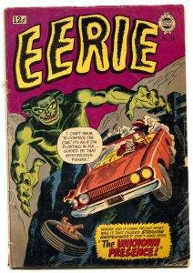 Eerie Tales #15 1964- Golden Age reprints- Wolverton art G/VG
