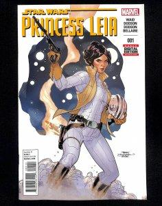 Princess Leia #1 (2015)