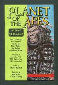 Planet of the Apes #1  /  9.2 NM-  /  April 1990