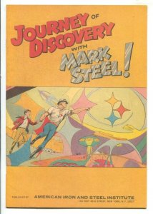 Journey of Discovery with Mark Steel! 1968-promo comic book-Neal Adams art-24...