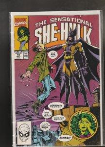 Sensational She-Hulk #19