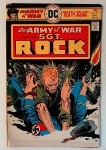 Our Army at War #291 DC 1976 VG+ Bronze Age Comic Book 1st Print