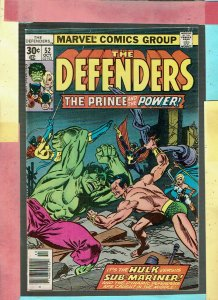 THE DEFENDERS 52