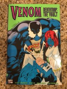 Marvel Venom Deathtrap The Vault TPB * NM *
