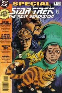 Star Trek: The Next Generation (1989 series) Special #1, NM (Stock photo)