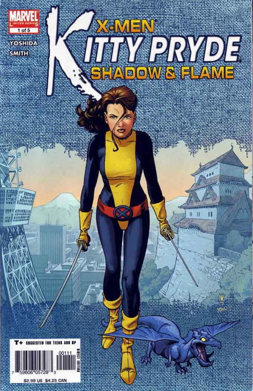 X-Men: Kitty Pryde—Shadow & Flame #1 VF/NM; Marvel | save on shipping - details