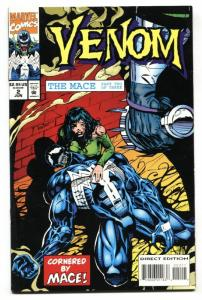 Venom: The Mace #2-1994 Second issue Comic Book vf/nm