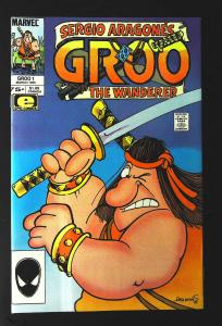 Groo the Wanderer (1985 series) #1, NM (Actual scan)