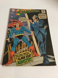 Superman 209 Fn- Fine- 5.5 Silver Age
