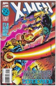 X-Men   vol. 2   # 49 FN Lobdell/Waid/Matsuda, Dark Beast