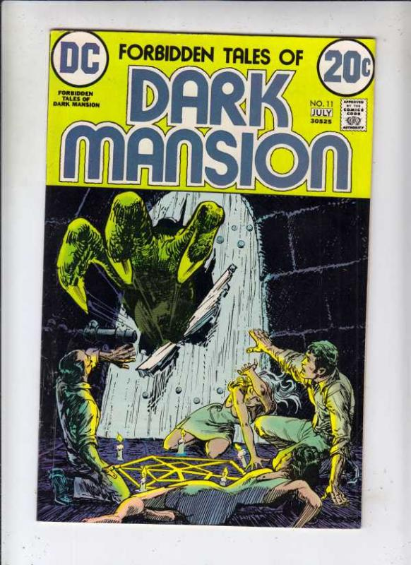 Forbidden Tales of Dark Mansion #11 (Jul-73) VF/NM High-Grade