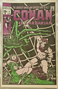 CONAN THE BARBARIAN#4 LAMINATED CLASSIC FOOM POSTER EXCELLENT CONDITION