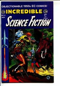 Incredible Science Fiction-#9-1994-Gemstone-EC reprint