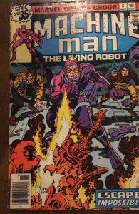 Machine Man #8 (1978)
