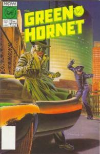 Green Hornet (1989 series) #13, NM- (Stock photo)