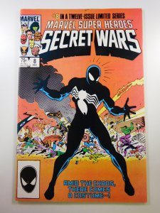 Marvel Super Heroes Secret Wars #8 (1984) FN