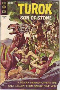 Turok Son of Stone #61 (Apr-68) VG Affordable-Grade Turok, Andar