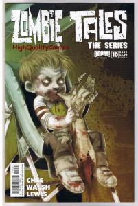 ZOMBIE TALES The Series 10,Undead,Walking Dead,2008, NM
